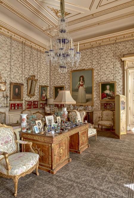 Salon Goya Interior De Liria 1