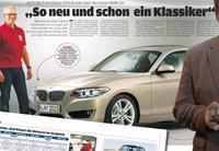 Fotografiado y filtrado: BMW Serie 2 al desnudo