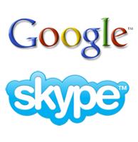 El rumor de Google y su compra de Skype