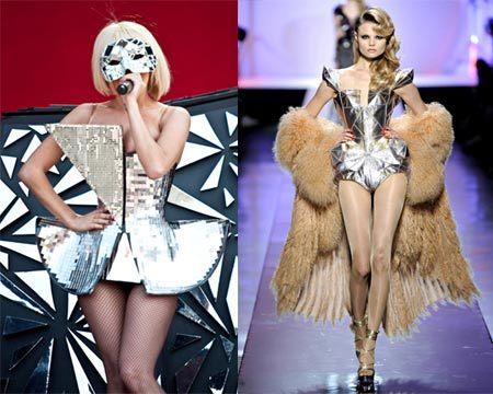 ¿Lady Gaga influye en los diseños de moda?