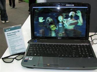 Acer prepara un portátil con pantalla 3D