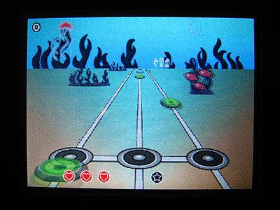 Juegos al estilo Guitar Hero para iPod