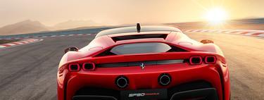El Ferrari SF90 Stradale, el primer coche híbrido enchufable del cavallino, retrasa su llegada por el coronavirus