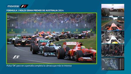 Impresiones de un abonado a Movistar F1: el GP de debut