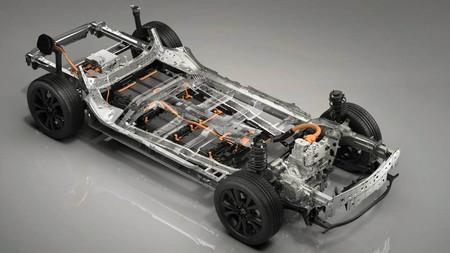Mazda Coche Electrico 1
