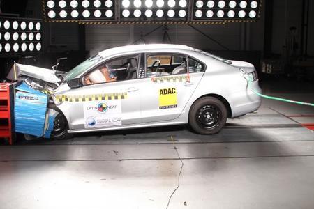 LatinNCAP: Volkswagen y Ford obtienen los mejores resultados