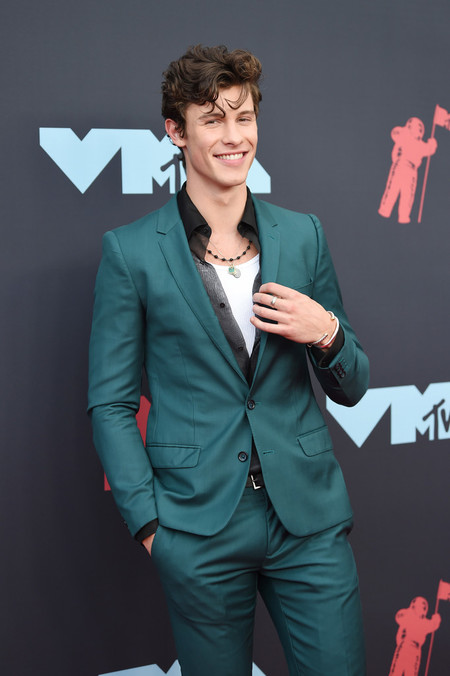 Shawn Mendes Repite Formula Con Su Look En Los Premios Mtv Video Music Awards 2019 02