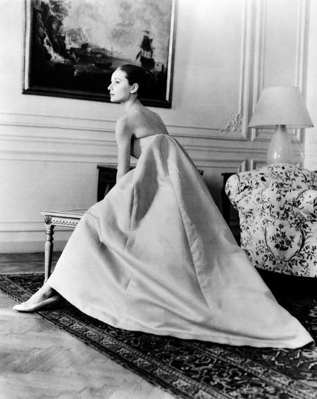 Bailarina Audrey Hepburn