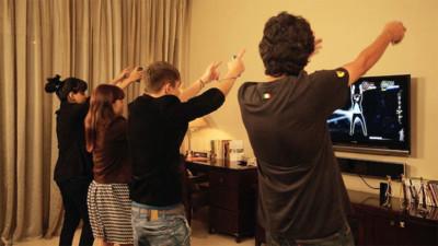 DanceParty, convierte tu Apple TV en una videoconsola (con ayuda de tu iPhone)