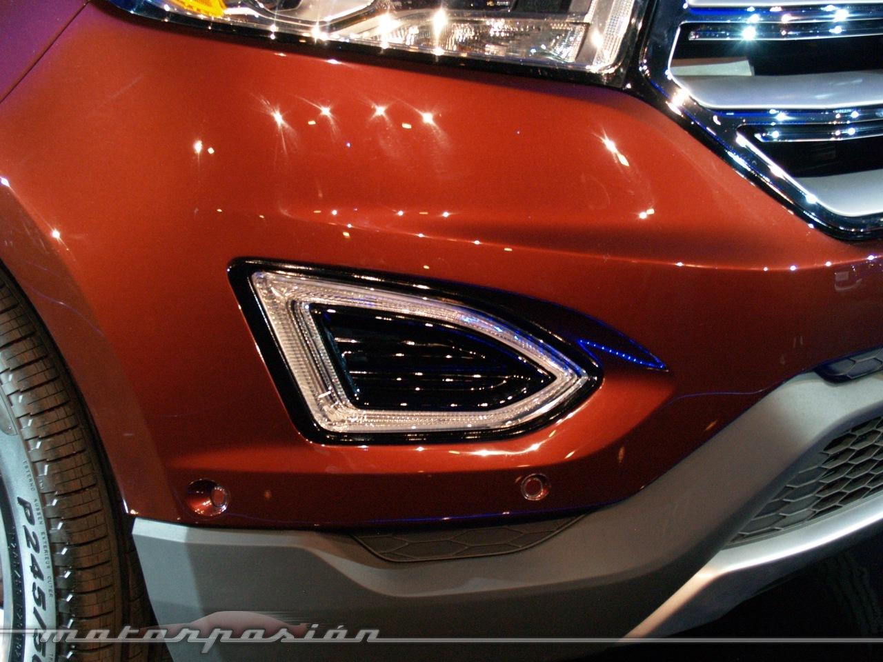Foto de Ford Edge (presentación) (17/21)