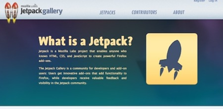 Mozilla lanza Jetpack Gallery