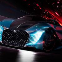 DS nos muestra el futuro a través del X E-Tense Concept y sus 1.360 CV