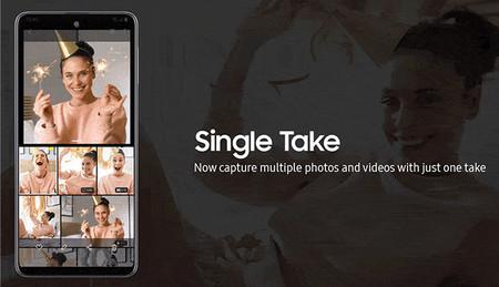 Singletake