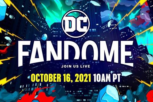DC FanDome 2021: todos los trailers de las próximas películas, series y videojuegos del universo de  DC Comics