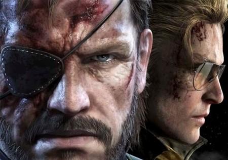 Snake se asoma en el nuevo Metal Gear Solid V: Ground Zeroes