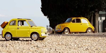 El Fiat 500 de LEGO es el juguete que debes tener sin importar tu edad
