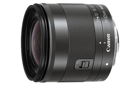 Canon Ef M 11 22mm F 4 5 6 Is Stm