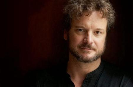Colin Firth en lo nuevo de James Marsh