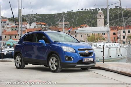 Chevrolet Trax 2013, diésel