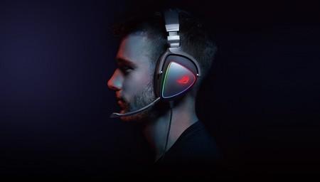 Asus presenta los ROG Delta S, sus nuevos auriculares gaming que llegan con decodificación MQA incorporada