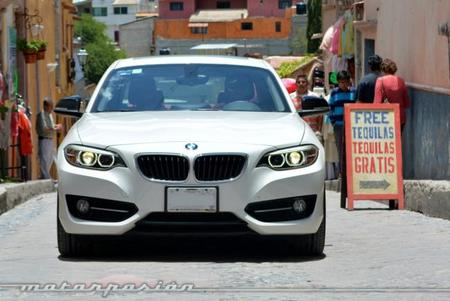 Roadtrip: BMW 220i Coupé a Peña de Bernal (parte 2)