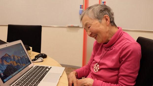A sus 81 años aprendió programación desde cero y desarrolló su primera aplicación para iPhone