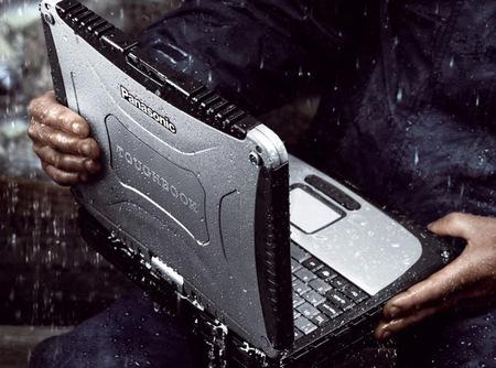 Panasonic Toughbook C-19, a prueba de todo