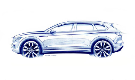 La tercera generación del Volkswagen Touareg ya está lista y se presentará en China