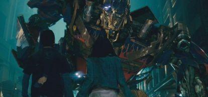 Impresionante trailer definitivo de 'Transformers'