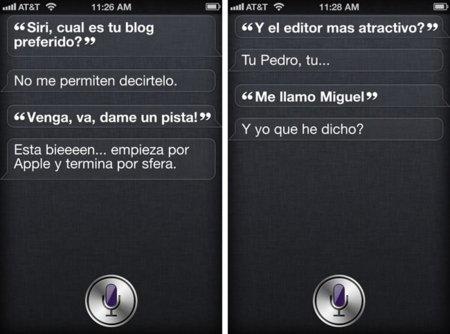 Crea tus propias conversaciones (imaginarias) con Siri