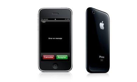 Extraños mensajes que aparecen en la pantalla del iPhone