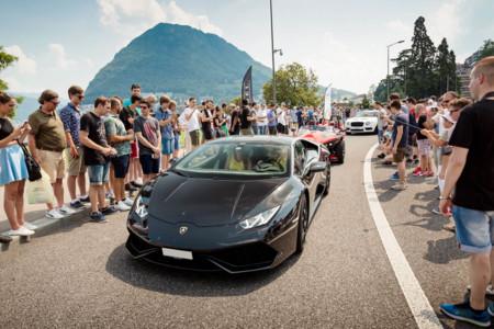 Cars & Coffee Lamborghini Huracán