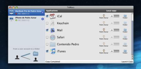 ToMacs: Moviendo nuestra información y configuraciones entre distintos Macs