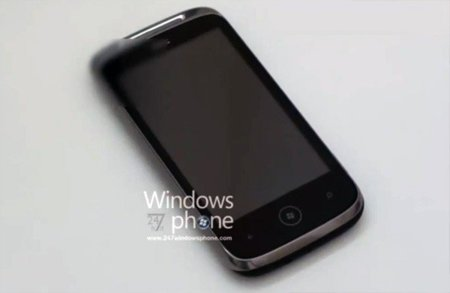 HTC Schubert, otro teléfono Windows Phone 7