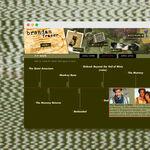 """Una web """"momificada"""": la página de Brendan Fraser no ha cambiado desde 2005"""
