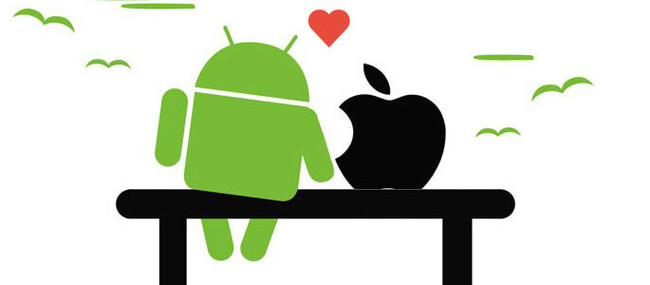 Android Ios Amor