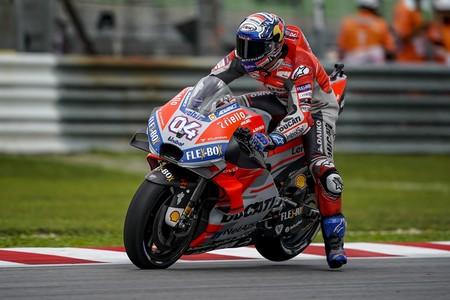 Andrea Dovizioso Motogp Malasia 2018