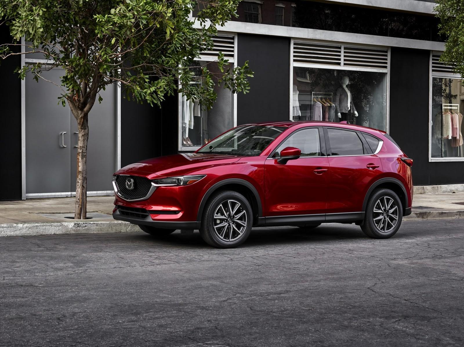Foto de Mazda CX-5 2018 (1/39)