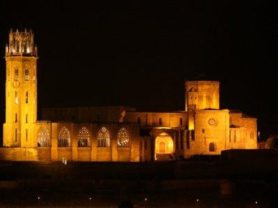 Si eres lector entrarás gratis en la Seu Vella de Lleida