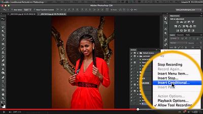 Truco Express: Cómo crear acciones condicionales en Photoshop CS6