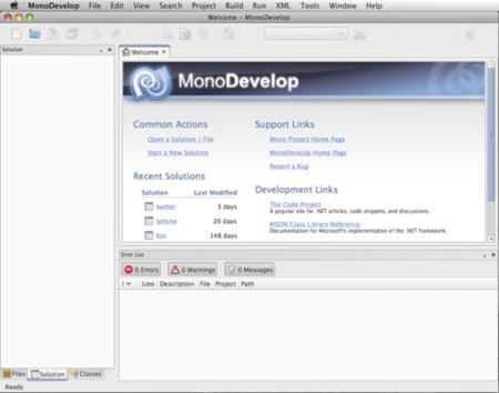 MonoTouch, desarrollando en el iPhone en C#