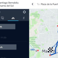 Here Maps introduce las rutas en bicicleta en fase beta
