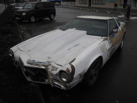 Mezcla de Corvette y de Camaro