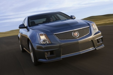 Cadillac CTS-V, el vídeo