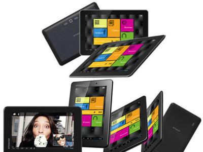 Polaroid presenta su nueva familia de tablets 'Q Series'