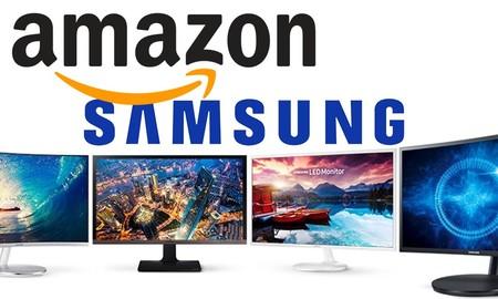 3 modelos Samsung de monitor para PC rebajados esta semana en Amazon