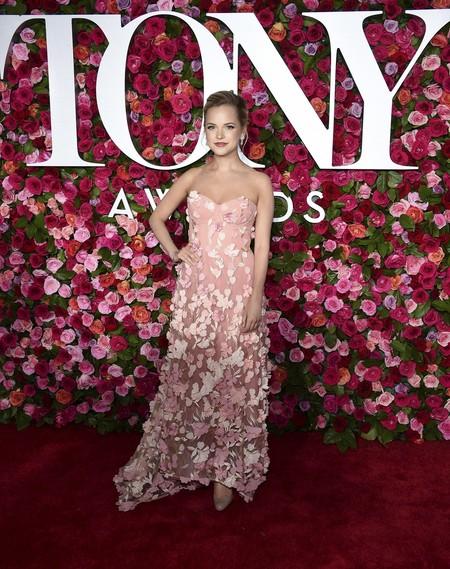 alfombra roja tony awards Stephanie Styles