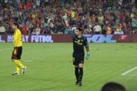 La preparación física de los porteros del F.C. Barcelona