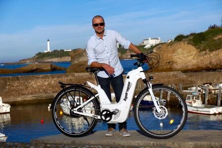 La primera bicicleta eléctrica de hidrógeno puede recorrer hasta 150 km y se recarga en 2 minutos