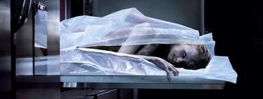 'Cadáver' exprime sus recursos para dar forma a un modesto y delicioso relato de terror